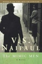V S Naipaul 20